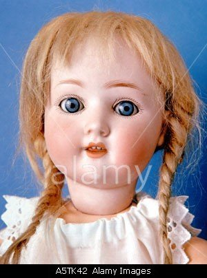 Daisy Bisque Head Doll