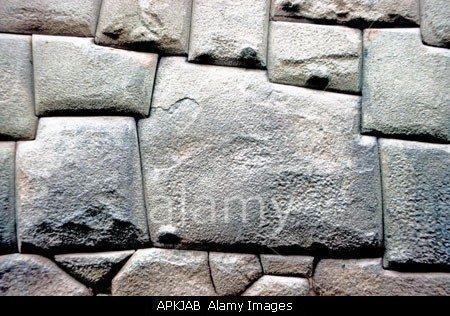 Hatunrumiyoc stone in Machu Picchu