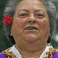 Mature Folk Singer in Bankya Portraits From Bulgaria