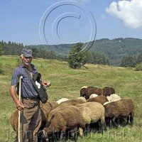 Slavchko a Pirin Shepherd Portraits From Bulgaria