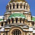 Alexander Nevsky Cathedral in Sofia photo by john rocha at johnrochaphoto.net