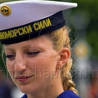 Female Sailor Portraits From Bulgaria