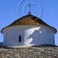 Church Tower Thassos