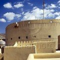 Great Fort and Mosque in Nizwa Oman