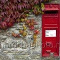 Victorian Wall Post Box images of England