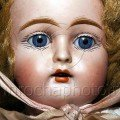 Gertrude bisque head dolls