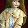 Alice bisque head dolls
