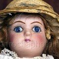 Amelia Rose bisque head dolls