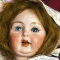 Jane bisque head dolls