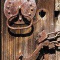 Traditional Door Locks Bulgarian buildings