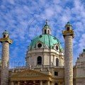 Karlskirche in Vienna Church of Saint Karl of Borromeo