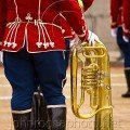 Saint George's Day Bandsman in Sofia
